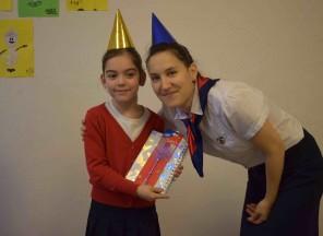 Darinčina narozeninová oslava