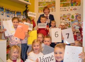 Co vše již umí děti vprvní třídě základní školy EDIN?