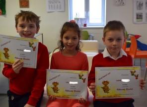 Děti zMŠ a ZŠ EDIN se zúčastnily recitační soutěže- Vítkovický rarášek