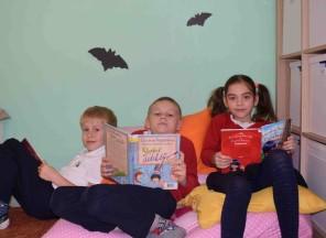 Žáci ZŠ EDIN navštívili knihovnu