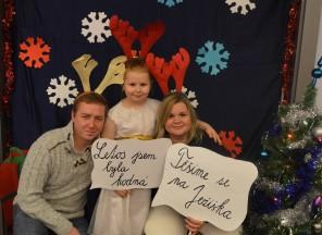 Vánoční besídka MŠ a ZŠ EDIN